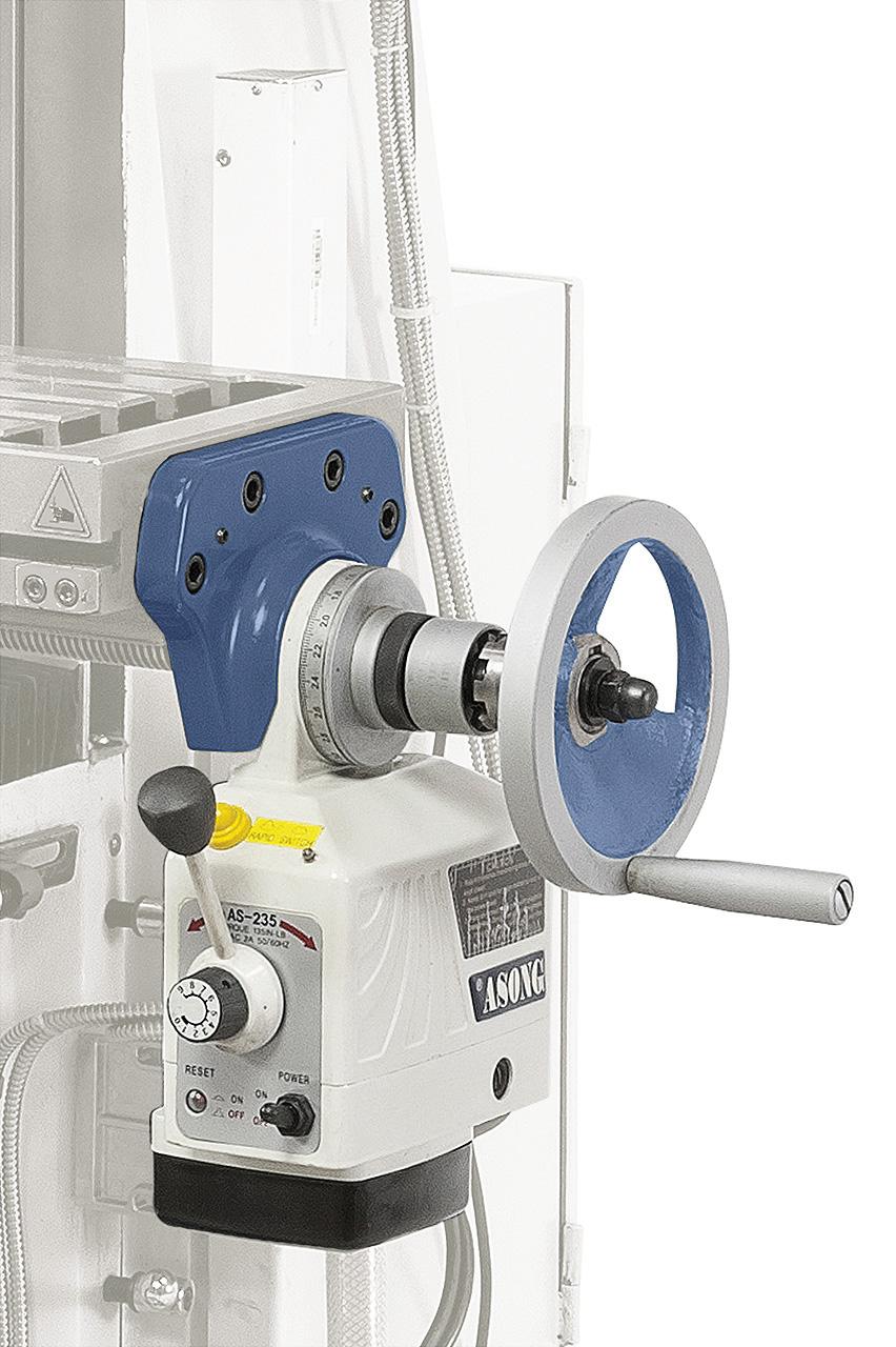 Automatyczny posuw AL-500P-X / 110 V BERNARDO