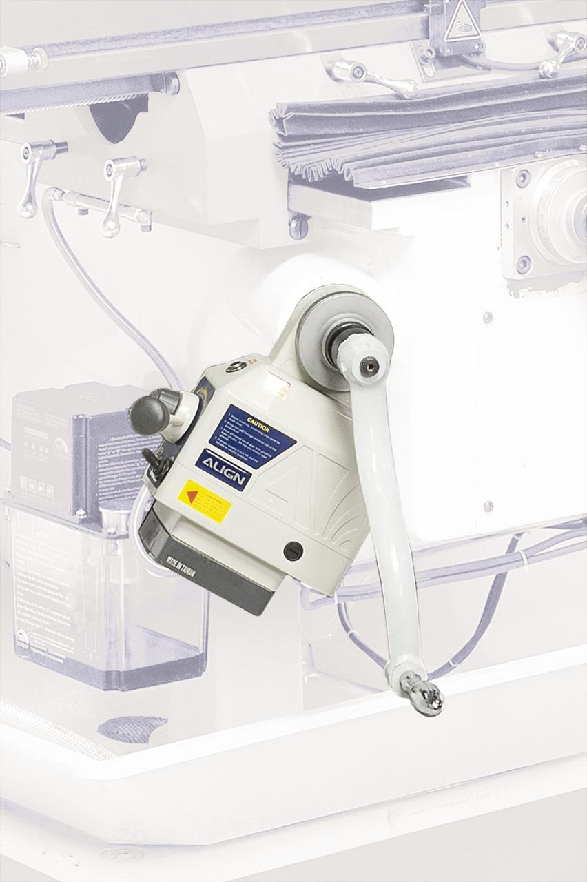 Automatyczny posuw AL-500P-Z / 110 V BERNARDO