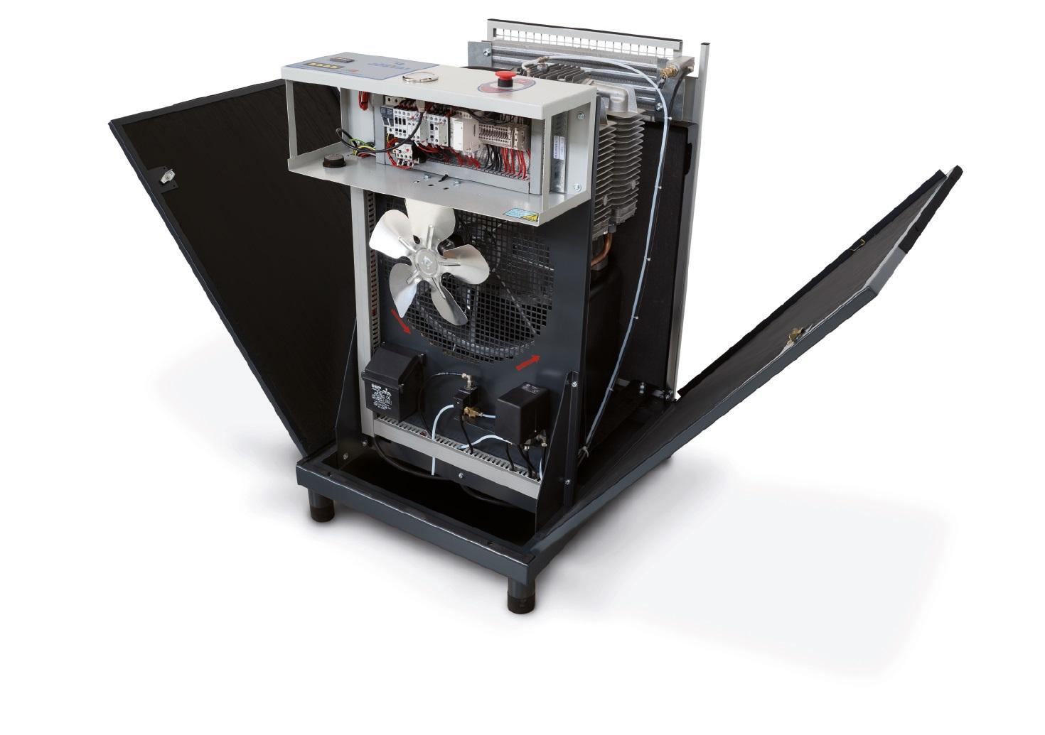 Kompresor tłokowy wyciszany MONCAYO 590 JOSVAL