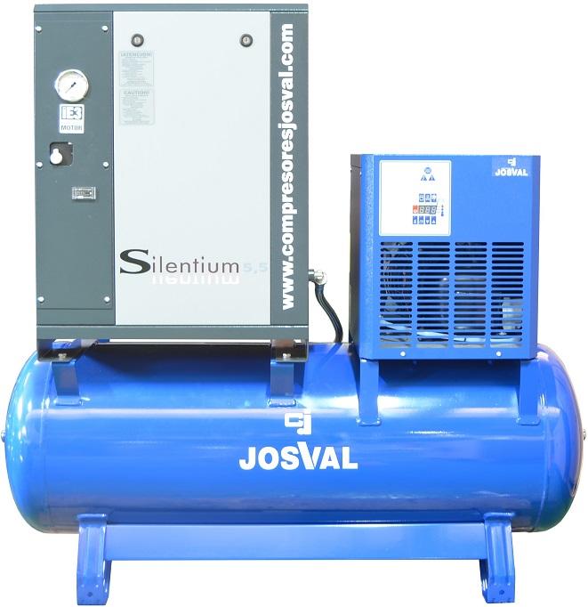 JOSVAL SILENTIUM 3-150 (150L, 3KM, 10BAR) JOSVAL