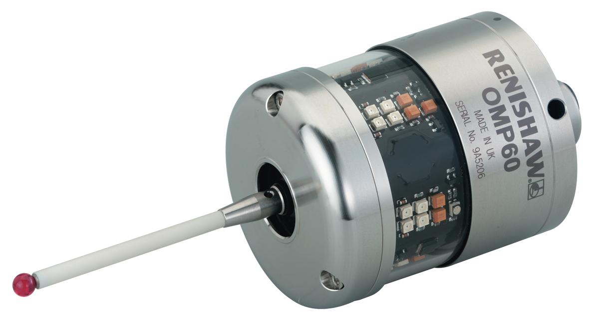 CNC- SONDA OMP60 OPT/OPT SYS KIT OMI-2 8M (z transmisją optyczną) RENISHAW