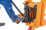 Wózek podnośnikowy, masztowy HHK 1000 BERNARDO - 1060 - zdjęcie 6