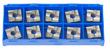 Zestaw płytek węglikowych HM do noży tokarskich 41305Fb ( 10 szt. ) E5 BERNARDO - 4817 - zdjęcie 1