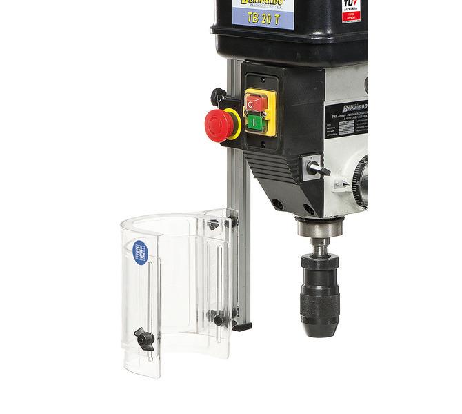 W wyposażeniu seryjnym uchwytszczękowyszybkomocujący1 - 16 mm / B 16 - 15 - zdjęcie 3