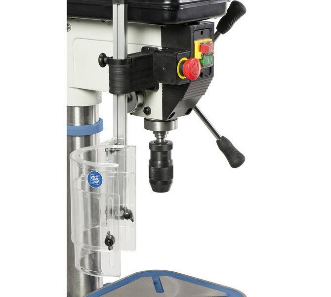 Wyposażenie standardowe: uchwytszczękowyszybkomocujący 1 - 16 mm - 17 - zdjęcie 3