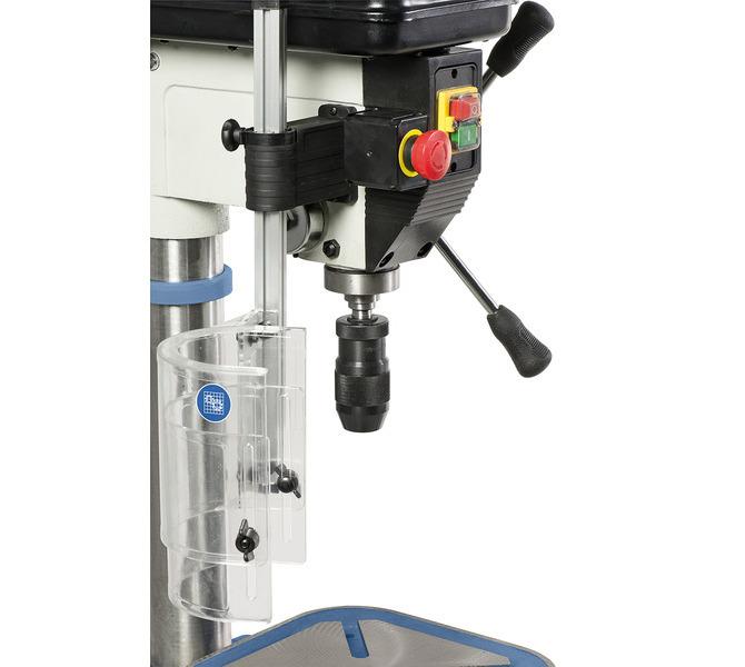 Wyposażenie standardowe: uchwytszczękowyszybkomocujący 1-16mm/B18 - 19 - zdjęcie 3