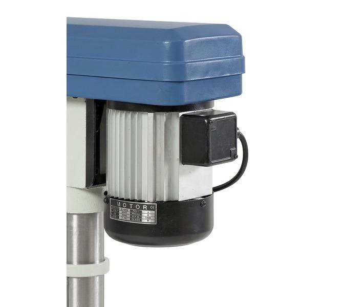 W standardzie z elektronicznymwskaźnikiem prędkości obrotowej iskokutuleiwrzecionowej - 41 - zdjęcie 6