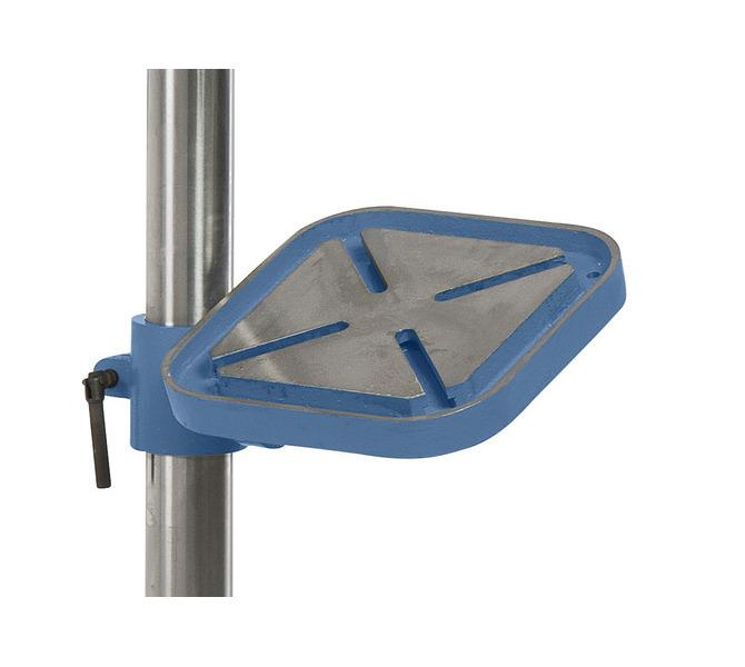 Stół roboczy z ukośnie biegnącymi rowkami teowymi obraca się w zakresie od -45° do +45° - 43 - zdjęcie 11