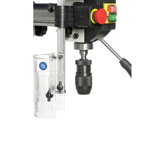 Wyposażenie standardowe: uchwytszczękowyszybkomocujący 1 - 16 mm/B16 - 46 - zdjęcie 4
