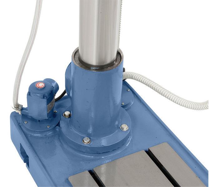 W wyposażeniu standardowym z wbudowaną pompą czynnika chłodniczego w płycie podłogowej. - 58 - zdjęcie 2
