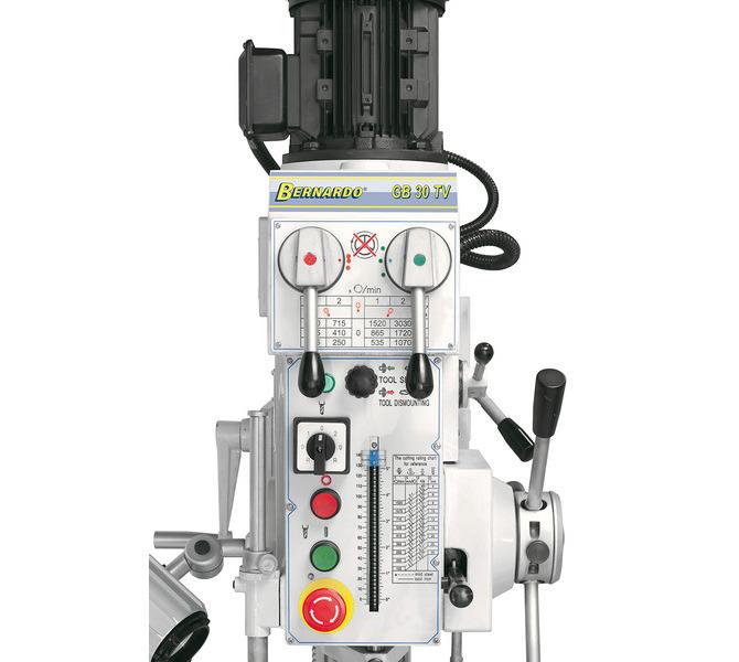Masywna głowica przekładni z ergonomicznieumiejscowionymielementamiprzełączającymiiobsług... 75 - zdjęcie 3