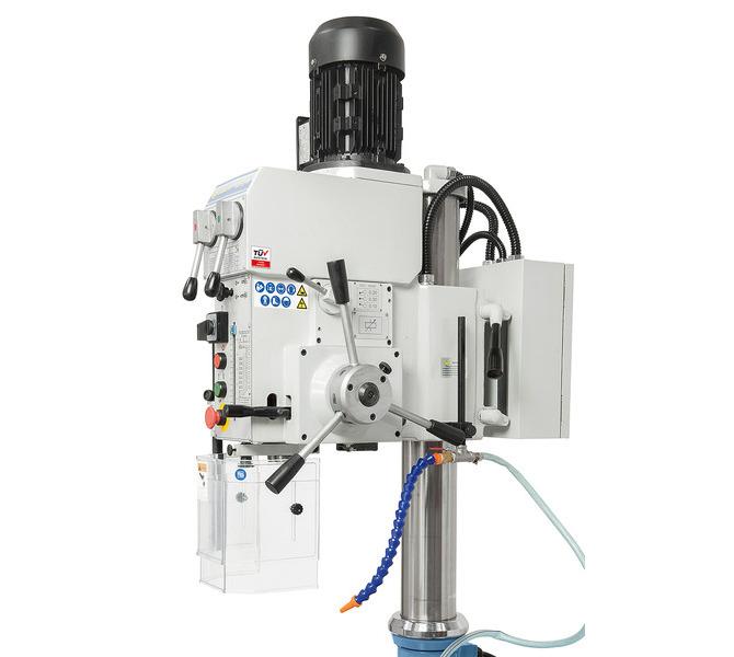 W wyposażeniu standardowym z 3 automatycznymi posuwami wiertarskimi - 75 - zdjęcie 4