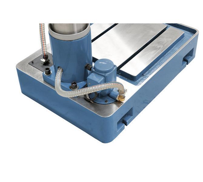 Precyzyjnie wykończona płyta dolnamaszyny, w wyposażeniu standardowym z wbudowaną  pompą czynnika ... 81 - zdjęcie 8