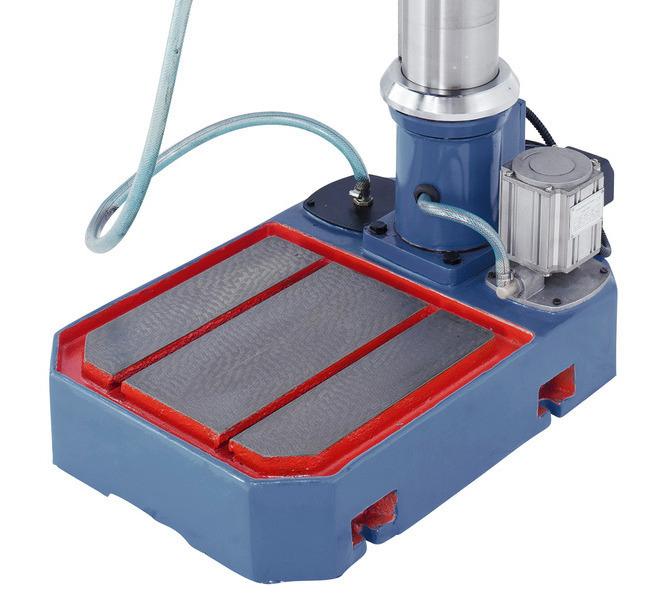 Präzise bearbeiteter Maschinenfuß, serienmäßig mit integrierter Kühlmittelpumpe - 98 - zdjęcie 8