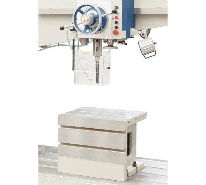 Precyzyjnie ułożyskowane wrzeciono zapewnia doskonałe rezultaty pracy, w zakresie dostawy stół kostk... 112 - zdjęcie 4