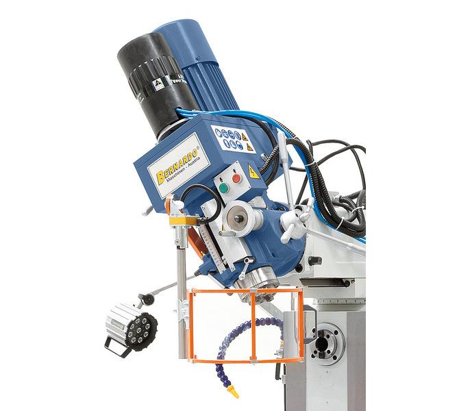 Obrotowa i wychylna głowica frezowa do uniwersalnego zastosowania, w wyposażeniu standardowym pneumatyc... 225 - zdjęcie 5