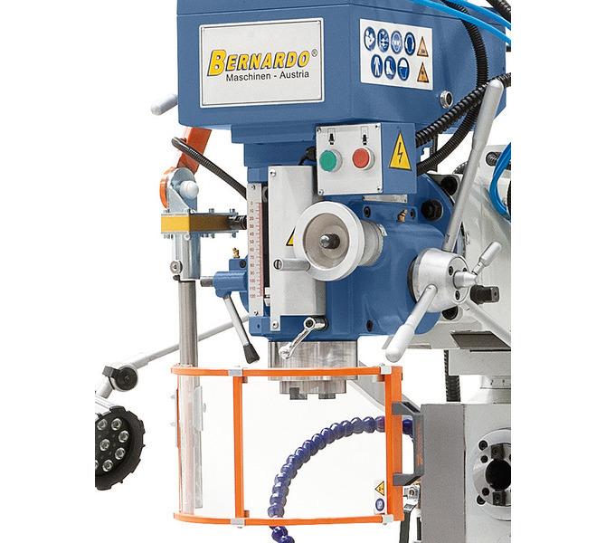 Dostawianie tulei wrzecionowej albo ręcznie albo poprzez automatyczny posuw tuleiwrzecionowej(0,08... 225 - zdjęcie 7
