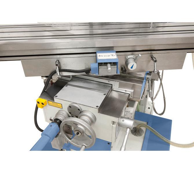 Wszechstronne zastosowanie dzięki stołowi frezowemu wychylnemu w zakresie od -45° do -45° - 233 - zdjęcie 10