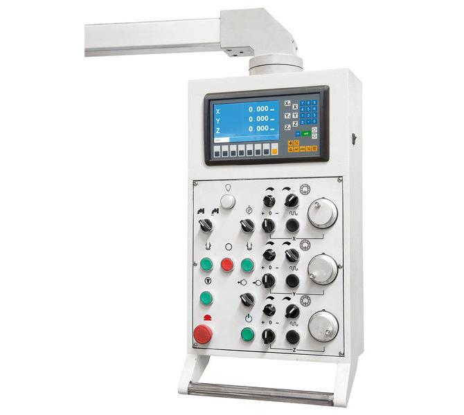 Przejrzyście rozplanowany panel obsługowy z wyświetlaczem cyfrowym i elektronicznymi pokrętłami. - 236 - zdjęcie 5
