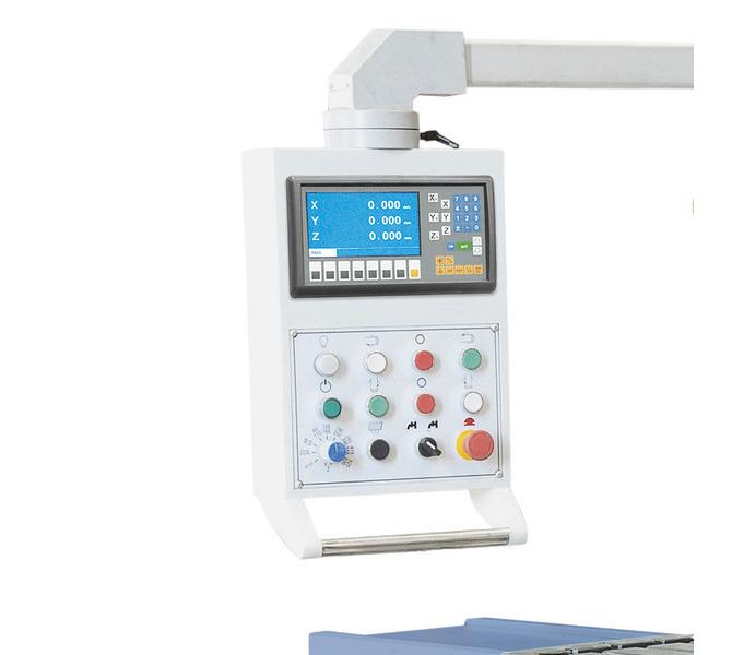 Ergonomicznie i przejrzyście zamontowany pulpit obsługowy, w wyposażeniu standardowym z elektronicznym... 241 - zdjęcie 6