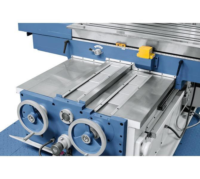 Hartowane i polerowane sanie prowadnic – zaprojektowane do obrabiania ciężkich elementów. - 255 - zdjęcie 9