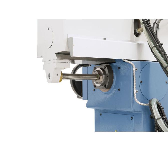 Frezarka narzędziowa TRM 900 z cyfrowym wyświetlaczem 3 osi BERNARDO - 262 - zdjęcie 12