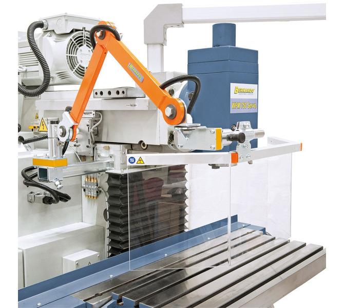 Regulowane urządzenie ochronne do frezowania w pionie i w poziomie. - 264 - zdjęcie 11