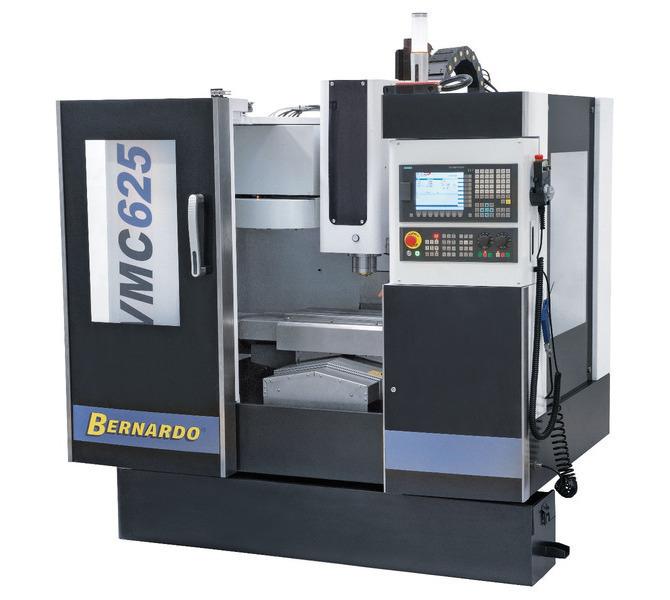 Centrum obróbcze CNC do metalu - VMC 625 SIEMENS SINUMERIK 808D BERNARDO - 266 - zdjęcie 2