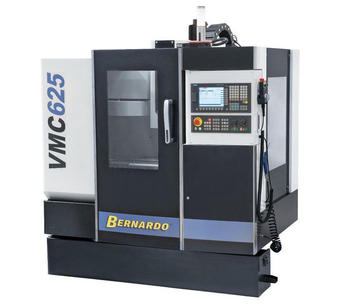 Centrum obróbcze CNC do metalu - VMC 625 SIEMENS SINUMERIK 808D BERNARDO - 266 - zdjęcie 1