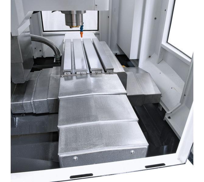 Centrum obróbcze CNC do metalu - VMC 625 SIEMENS SINUMERIK 808D BERNARDO - 266 - zdjęcie 10