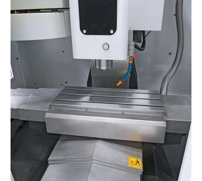 Centrum obróbcze CNC do metalu - VMC 625 SIEMENS SINUMERIK 808D BERNARDO - 266 - zdjęcie 11