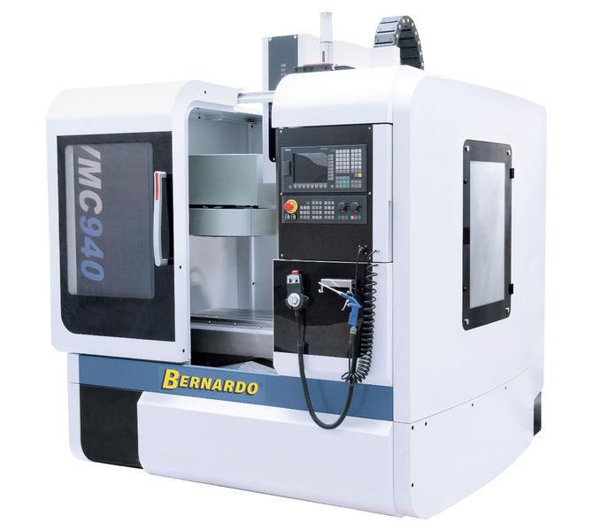 Centrum obróbcze CNC do metalu - VMC 940 SIEMENS SINUMERIK 808D BERNARDO - 6245 - zdjęcie 1