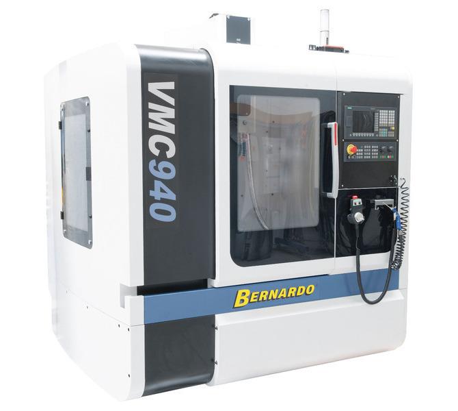 Centrum obróbcze CNC do metalu - VMC 940 SIEMENS SINUMERIK 808D BERNARDO - 6245 - zdjęcie 2