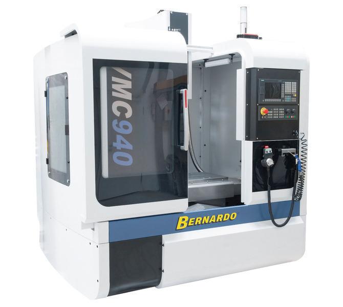 Centrum obróbcze CNC do metalu - VMC 940 SIEMENS SINUMERIK 808D BERNARDO - 6245 - zdjęcie 3