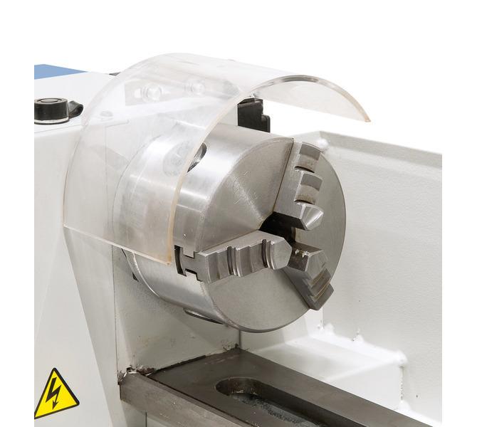 Uchwyt 3-szczękowy 100 mm do toczenia i wiercenia z zakresie dostawy - 291 - zdjęcie 6
