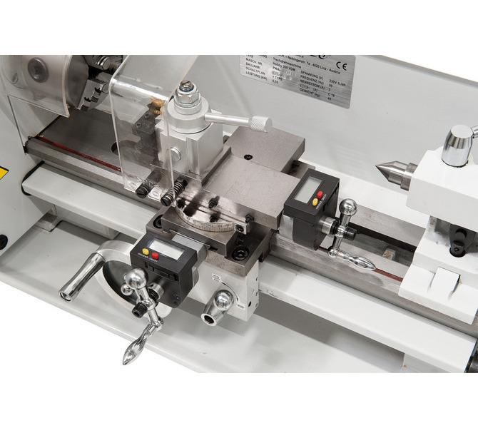 Maszyna w wyposażeniu standardowym posiada szybkowymienny uchwyt. - 292 - zdjęcie 3