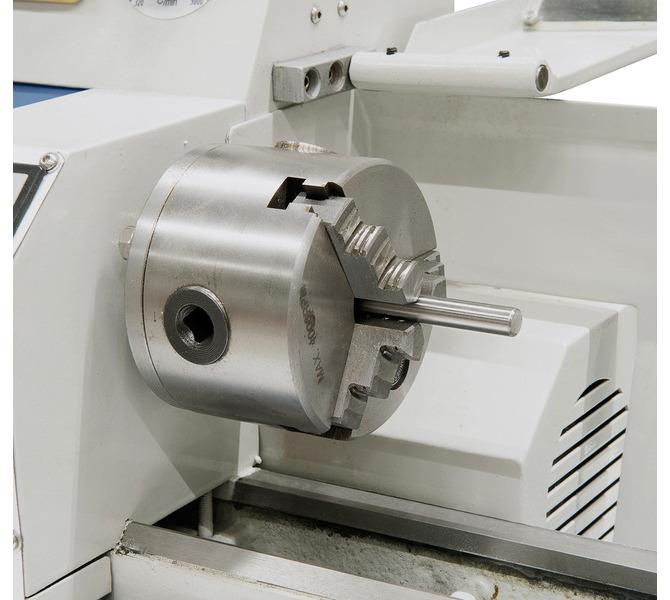 Uchwyt 3-szczękowy 80 mm do toczenia i wiercenia z zakresie dostawy. - 293 - zdjęcie 5