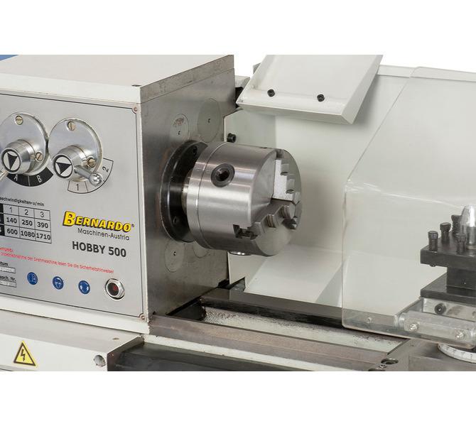 Uchwyt3-szczękowy 100 mm do toczenia i wiercenia z zakresie dostawy - 303 - zdjęcie 3