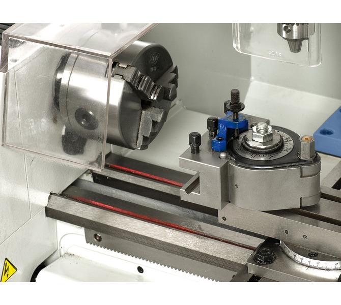W celu usprawnienia pracy maszynę można wyposażyć w szybkowymienny uchwyt SystemMultifix - 305 - zdjęcie 7