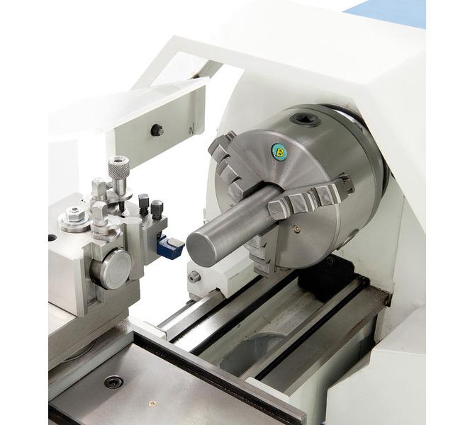 Uchwyt3-szczękowy 125 mm do toczenia i wiercenia z zakresie dostawy. - 312 - zdjęcie 4