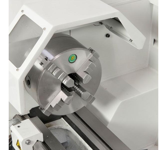 Centrycznie skrawający uchwyt 4-szczękowy 125 mm, optymalny do kwadratowych  przedmiotów obrabianych (... 314 - zdjęcie 6