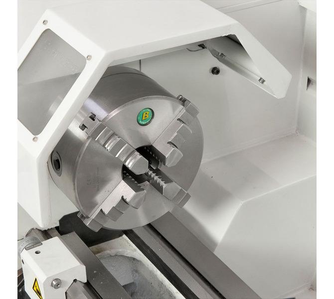 Centrycznie skrawający uchwyt 4-szczękowy 125 mm, optymalny do kwadratowych przedmiotów obrabianych (o... 316 - zdjęcie 4