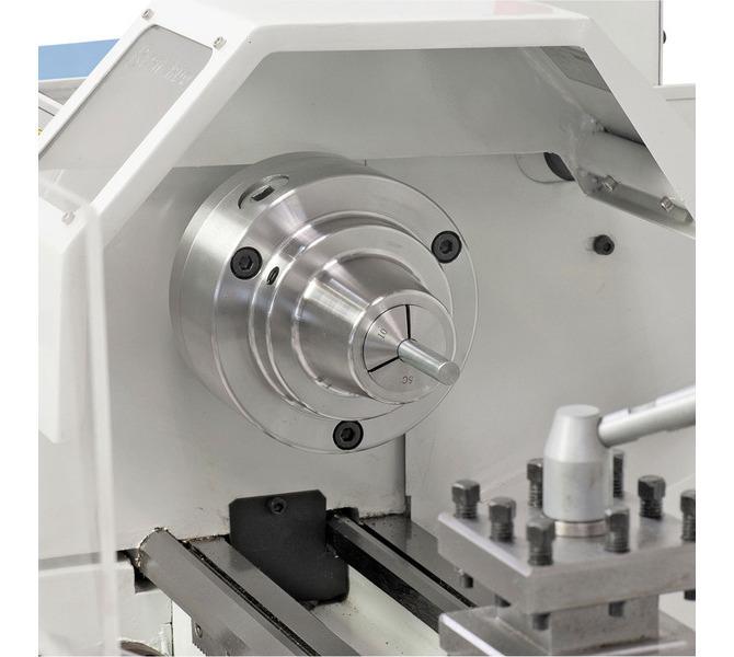 W opcji: tuleja zaciskowa 5C, zakres zacisku 3 - 26 mm. - 316 - zdjęcie 6