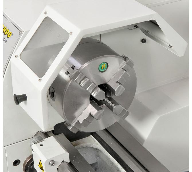 Centrycznie skrawający uchwyt 4-szczękowy 160 mm, optymalny do kwadratowych przedmiotów obrabianych (o... 318 - zdjęcie 7