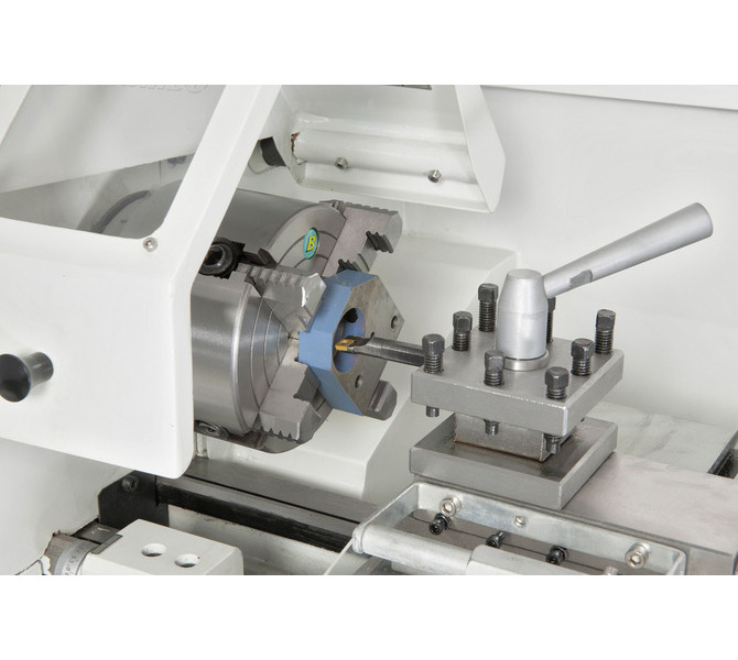 Uchwyttokarski 160 mm (opcja) idealny do mocowania niesymetrycznych przedmiotów obrabianych - 322 - zdjęcie 5