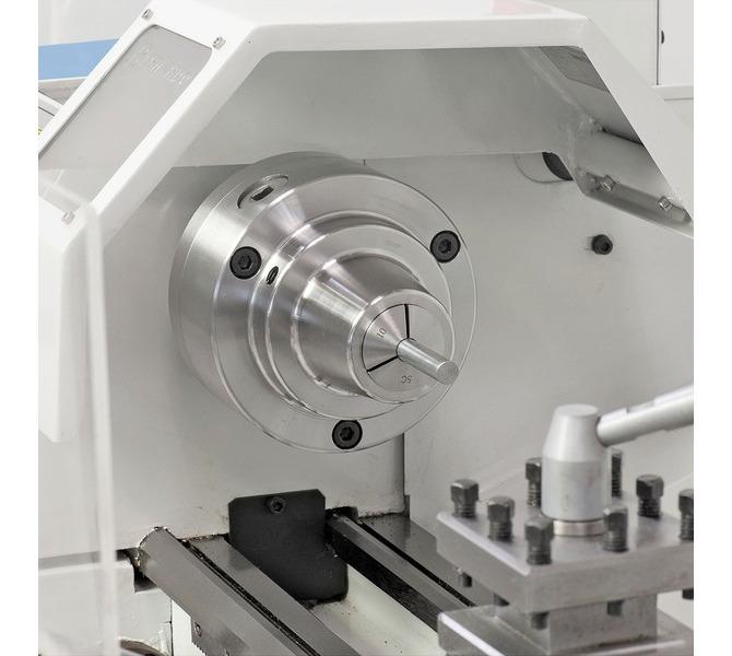 W opcji: tuleja zaciskowa 5C, zakres zacisku 3 - 26 mm. - 323 - zdjęcie 7