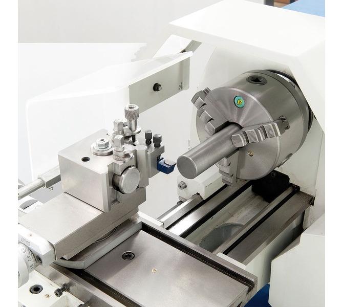 Uchwyt3-szczękowy 160 mm do toczenia i wiercenia z zakresie dostawy. - 323 - zdjęcie 14