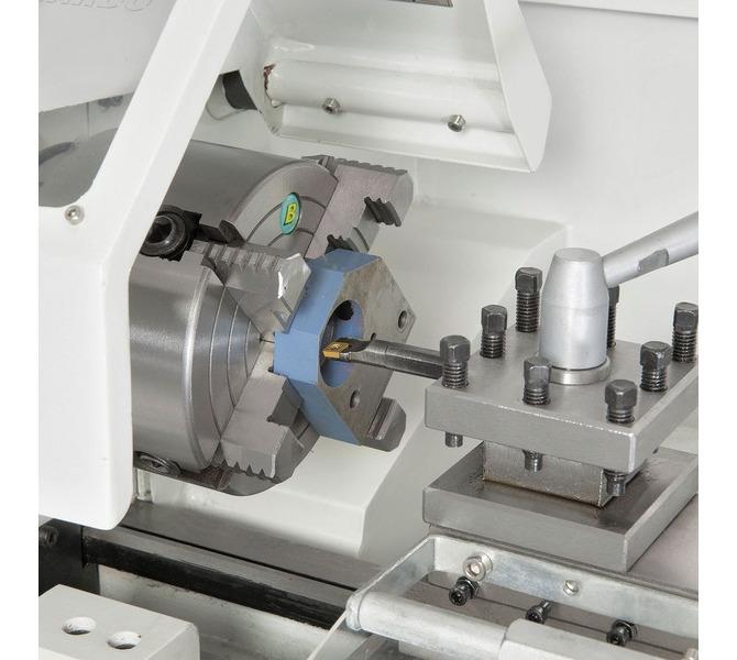 Uchwyttokarski 160 mm (opcja) idealny do mocowania niesymetrycznych przedmiotów obrabianych - 323 - zdjęcie 15