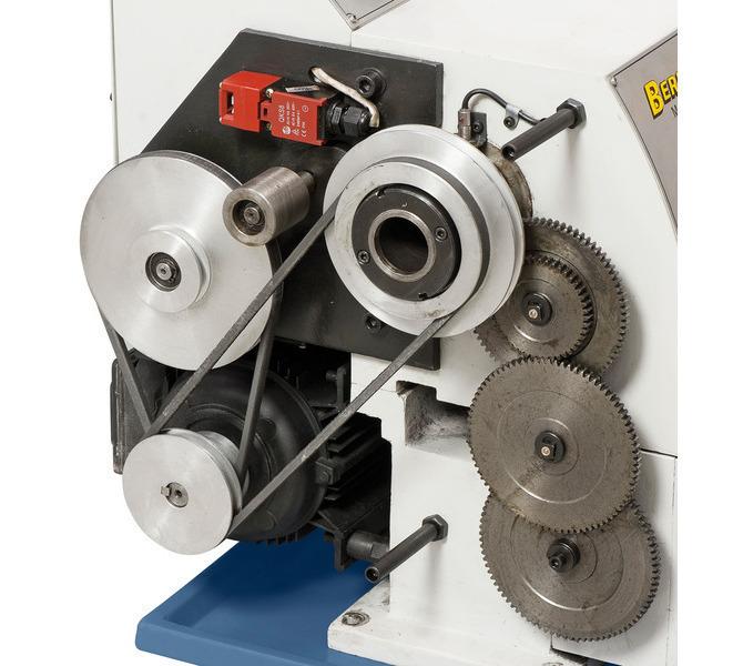 Łatwa regulacja stopnia prędkości obrotowej za pomocą pasków wielorowkowych - 325 - zdjęcie 7