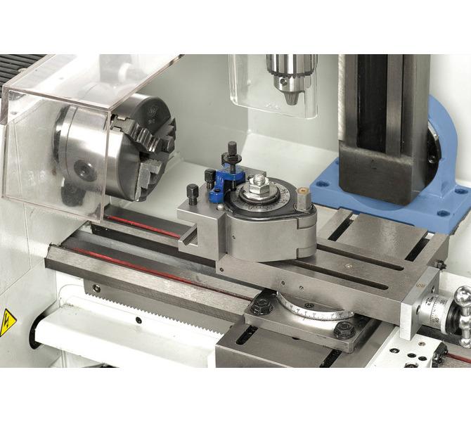 W celu usprawnienia pracy maszynę można wyposażyć w szybkowymienny uchwyt SystemMultifix - 330 - zdjęcie 7
